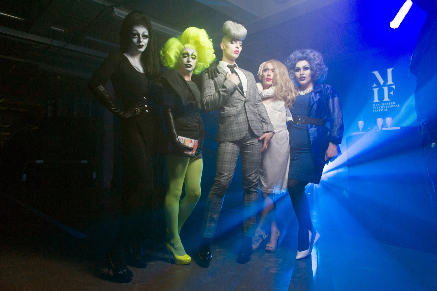 Drag Lab Manchester