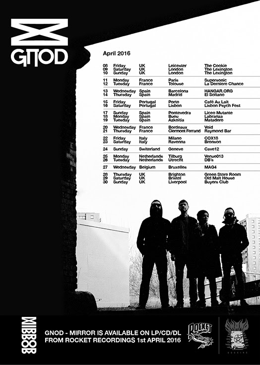 gnod tour april