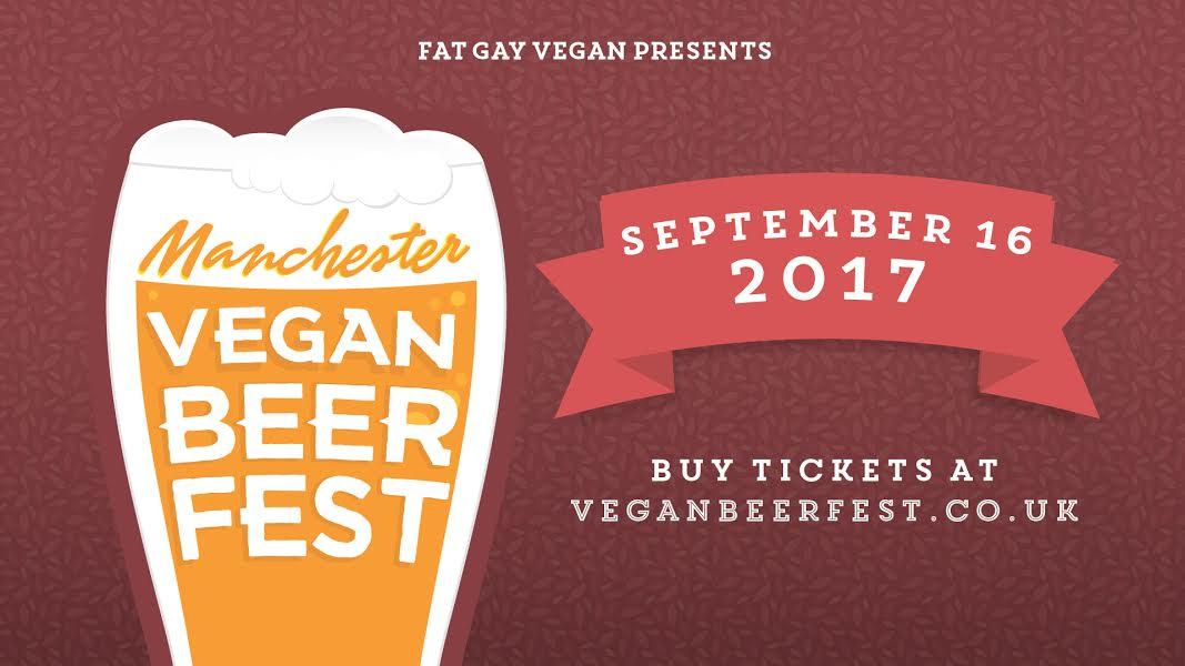 Manchester Vegan Beer Fest 2017