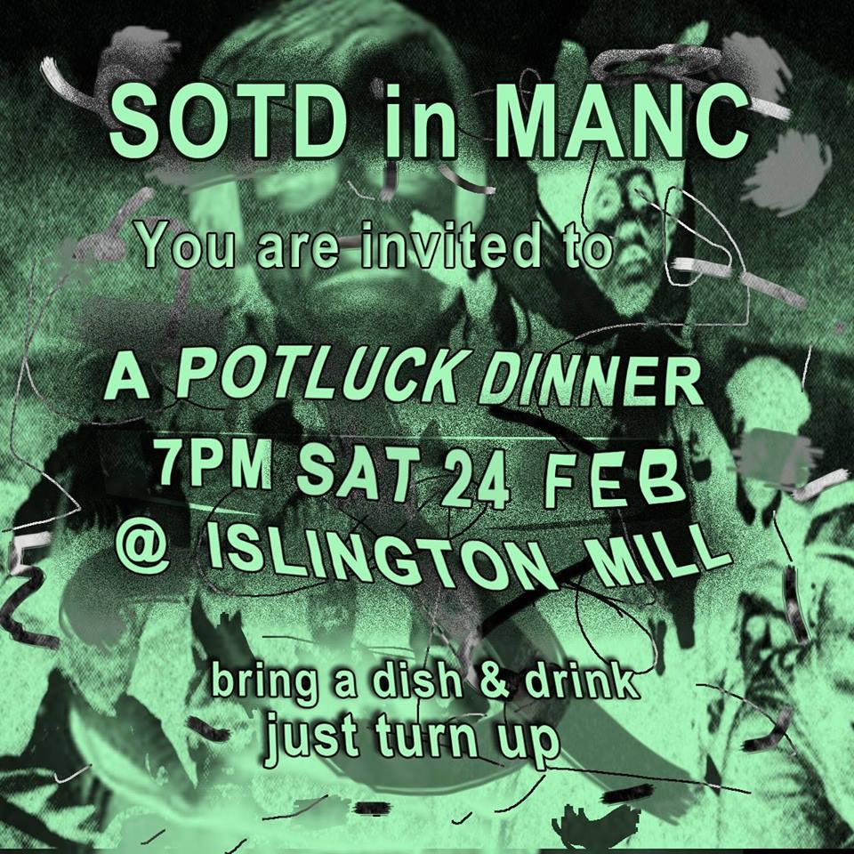 SOTD Potluck Dinner