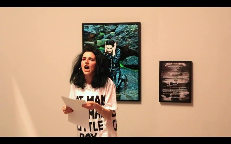 Artist Talk // Liv Fontaine