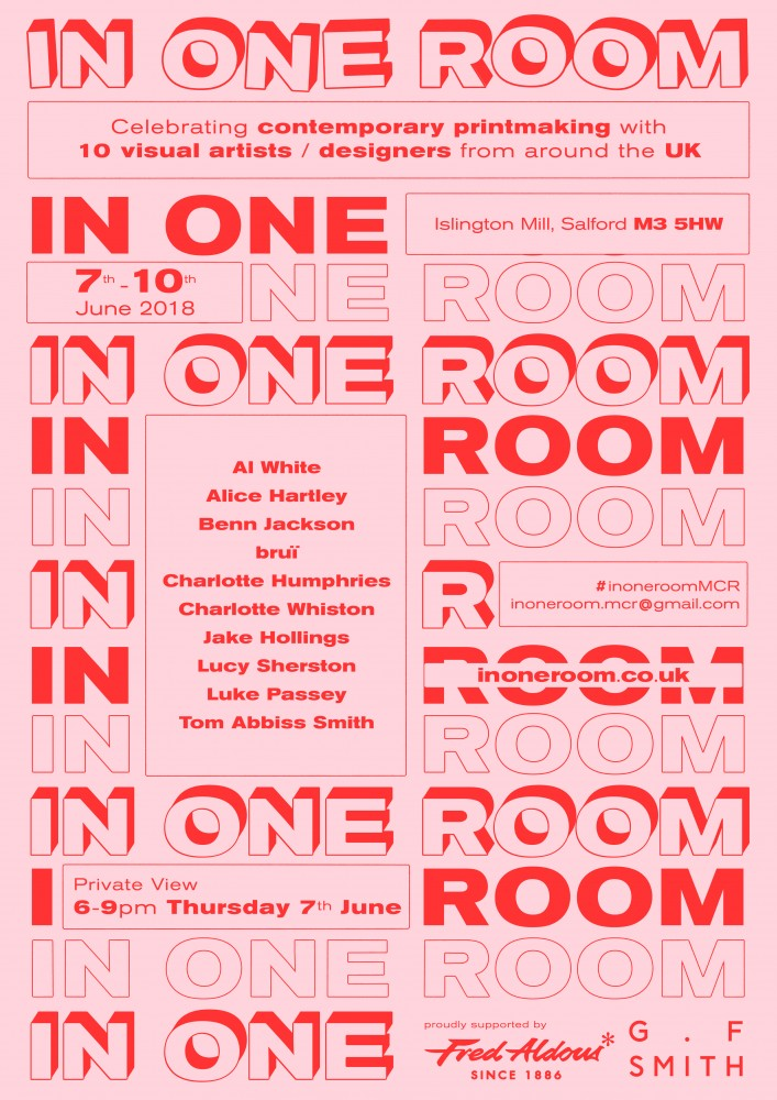 In One Room / Exhibition