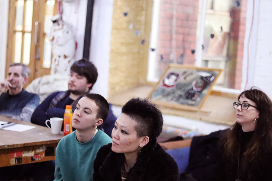 Islington Mill Art Academy