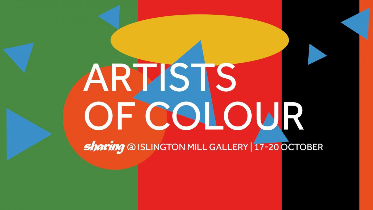Artists of Colour: Sharing #1: Manchester