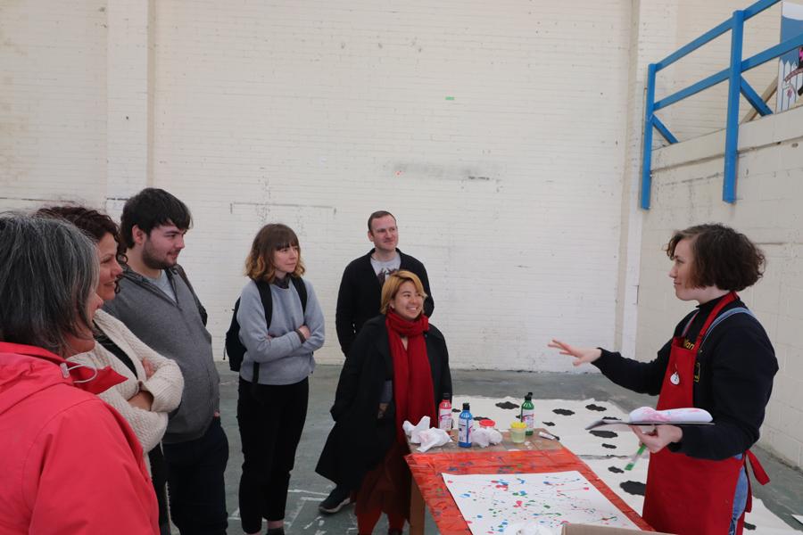 Islington Mill Art Academy Free Workshops