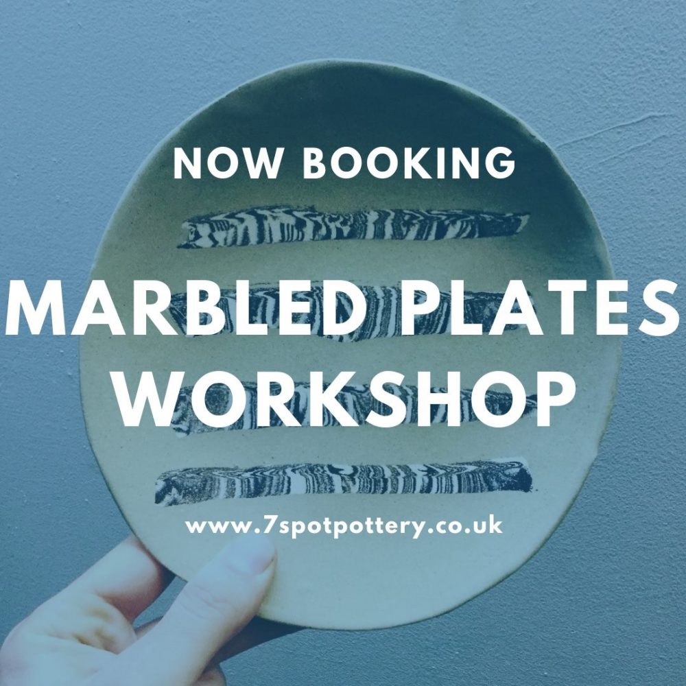 Marbled Plates Workshop