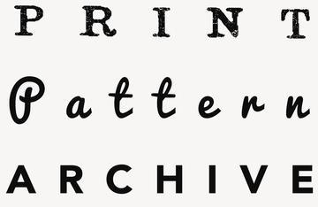 Print Pattern Archive