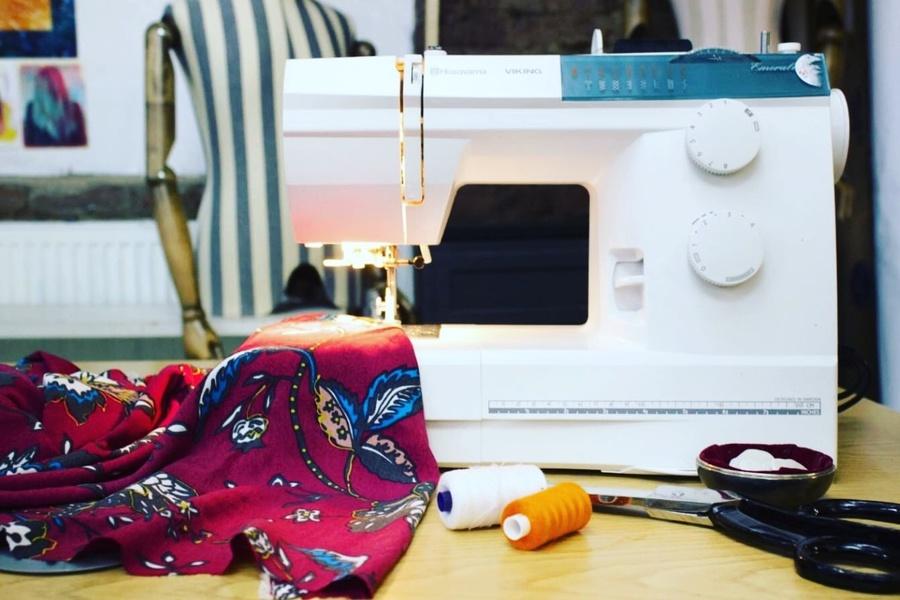 Begin to sew workshop