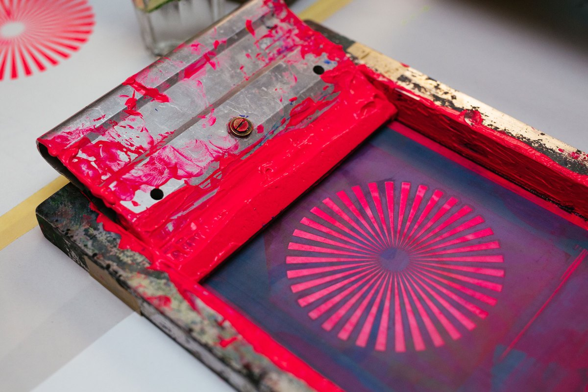 ONE69A / Photo Screen Printing / 2 Day Weekend Course