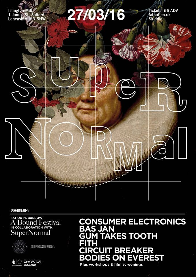 A-Bound Festival Day Five: Supernormal presents Consumer Electronics / Bas Jan / Gum Takes Tooth / Circuit Breaker / Fith / Bodies on Everest
