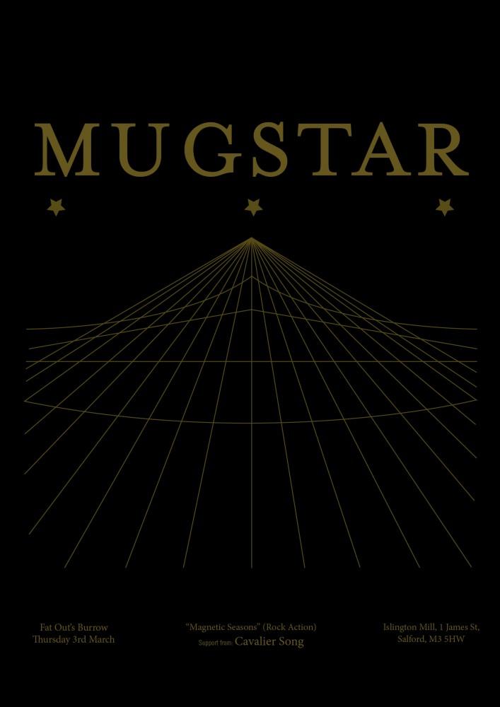 MUGSTAR – NEW ALBUM  'Magnetic Seasons' LAUNCH