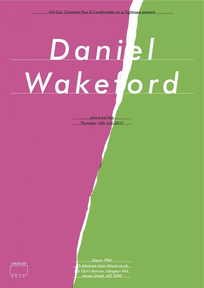 DANIEL WAKEFORD / THE JEFFEREY SINGH BAND / IRMA VEP