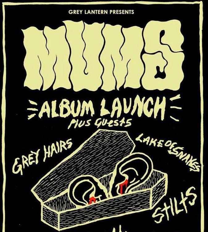 MUM'S Album Launch!