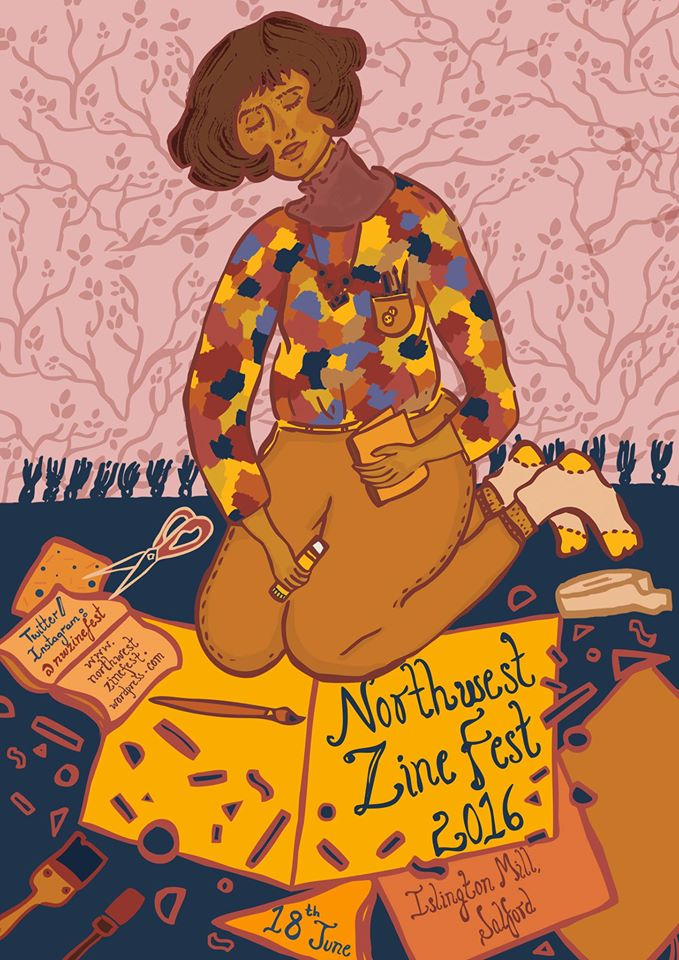 Northwest Zinefest 2016