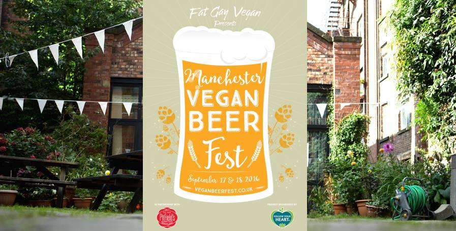 Manchester Vegan Beer Festival