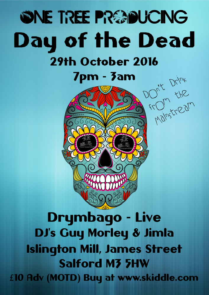 DAY OF THE DEAD – HALLOWEEN SPECIAL