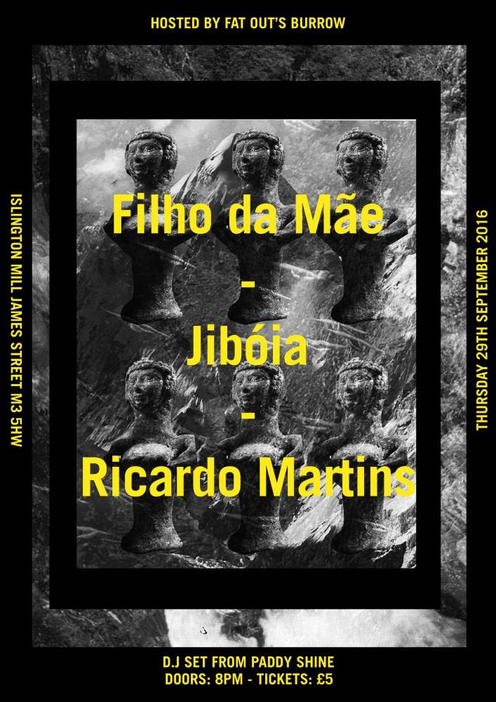 Filho da Mãe / Jibóia / Ricardo Martins