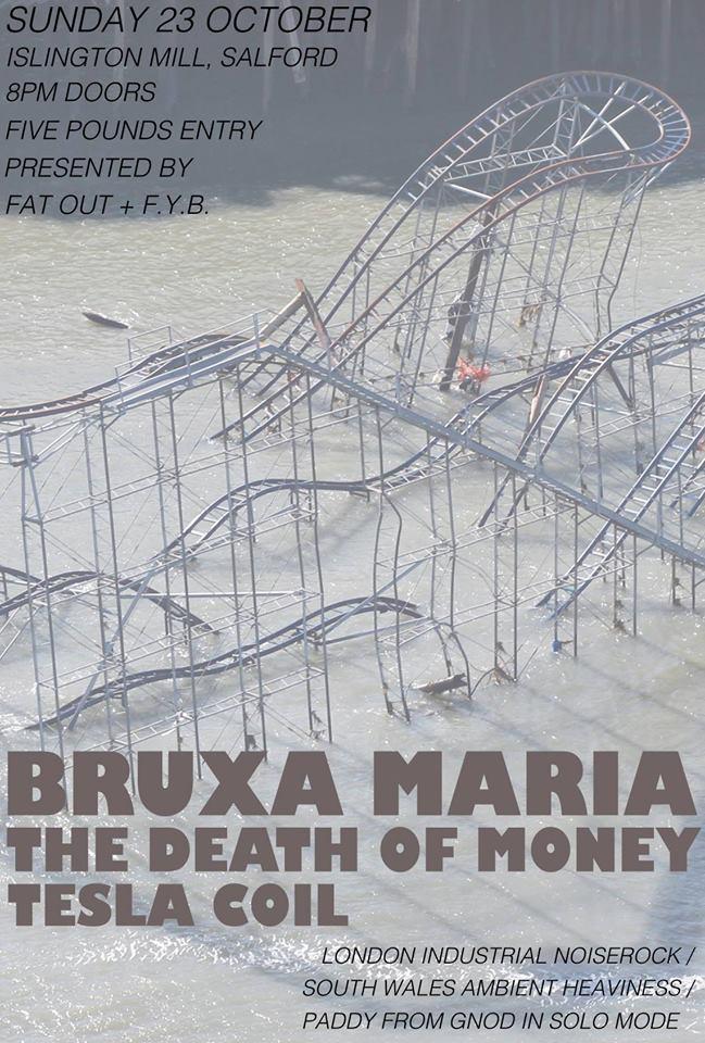 Bruxa Maria / The Death of Money / Tesla Coil