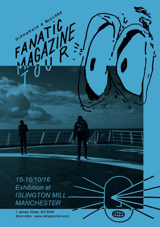 Fanatic Magazine Tour