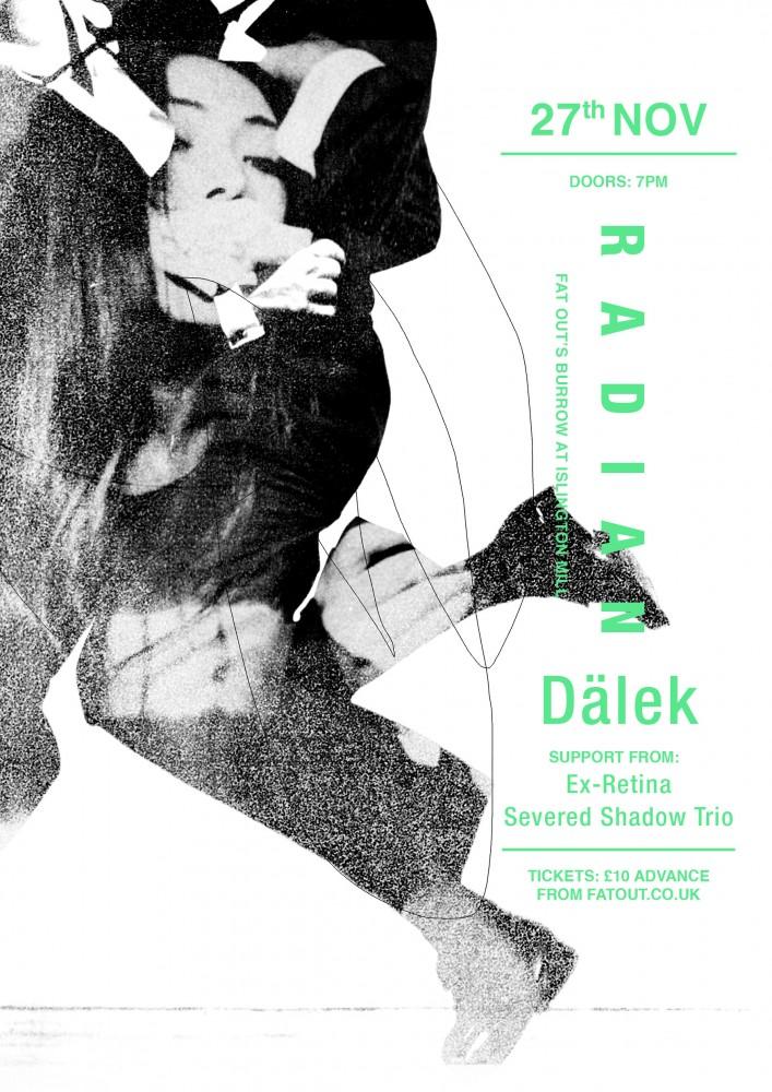 Radian / Dälek / Ex-Retina / Severed Shadow Trio