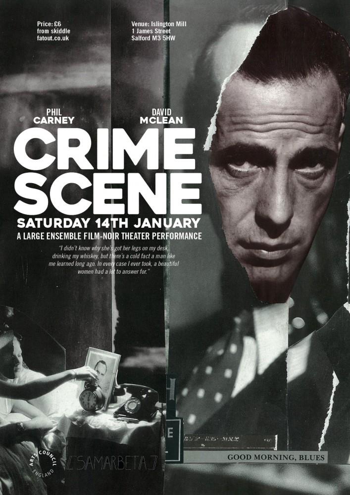 Crime Scene: David McLean & Phil Carney