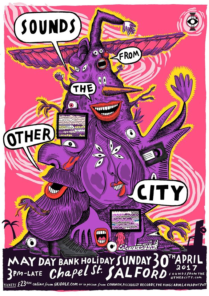 SOUNDS FROM THE OTHER CITY 2017