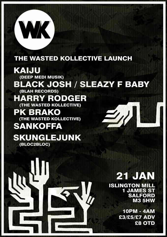 The Wasted Kollective Launch