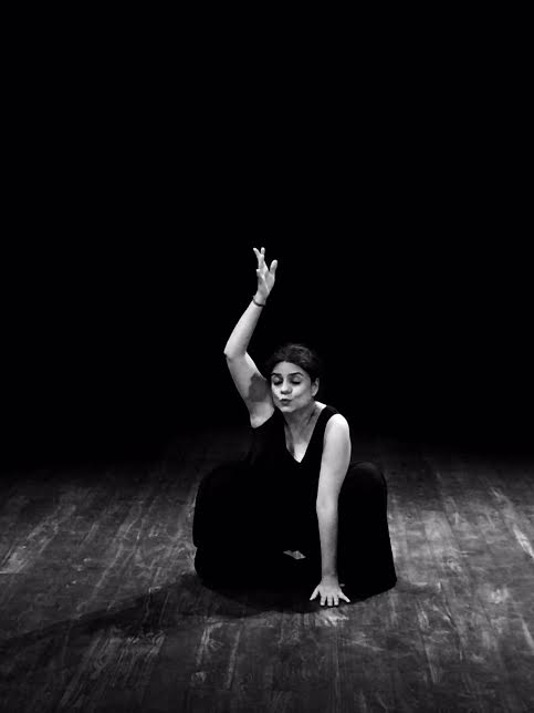 Notes on Chai / Performance by Jyoti Dogra