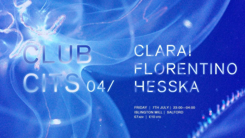 Club C I T S #4 – Clara! / Florentino / Hesska
