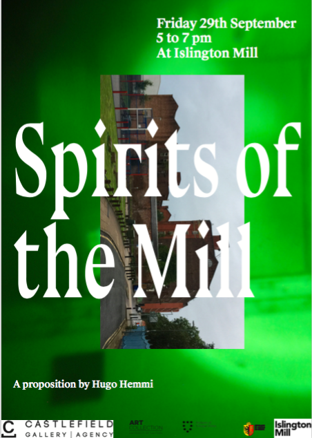 Spirits of the Mill // Exhibition by Hugo Hemmi