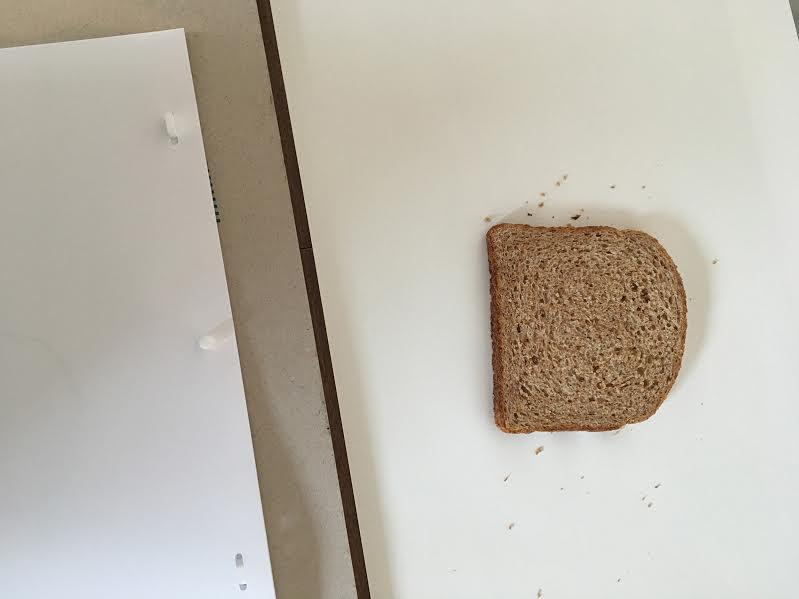 Recipes for Baking Bread // Exhibition by Sara Nesteruk