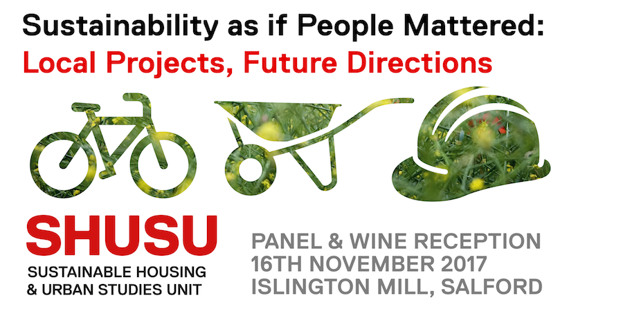 Sustainability as if People Mattered: Local Project, Future Directions