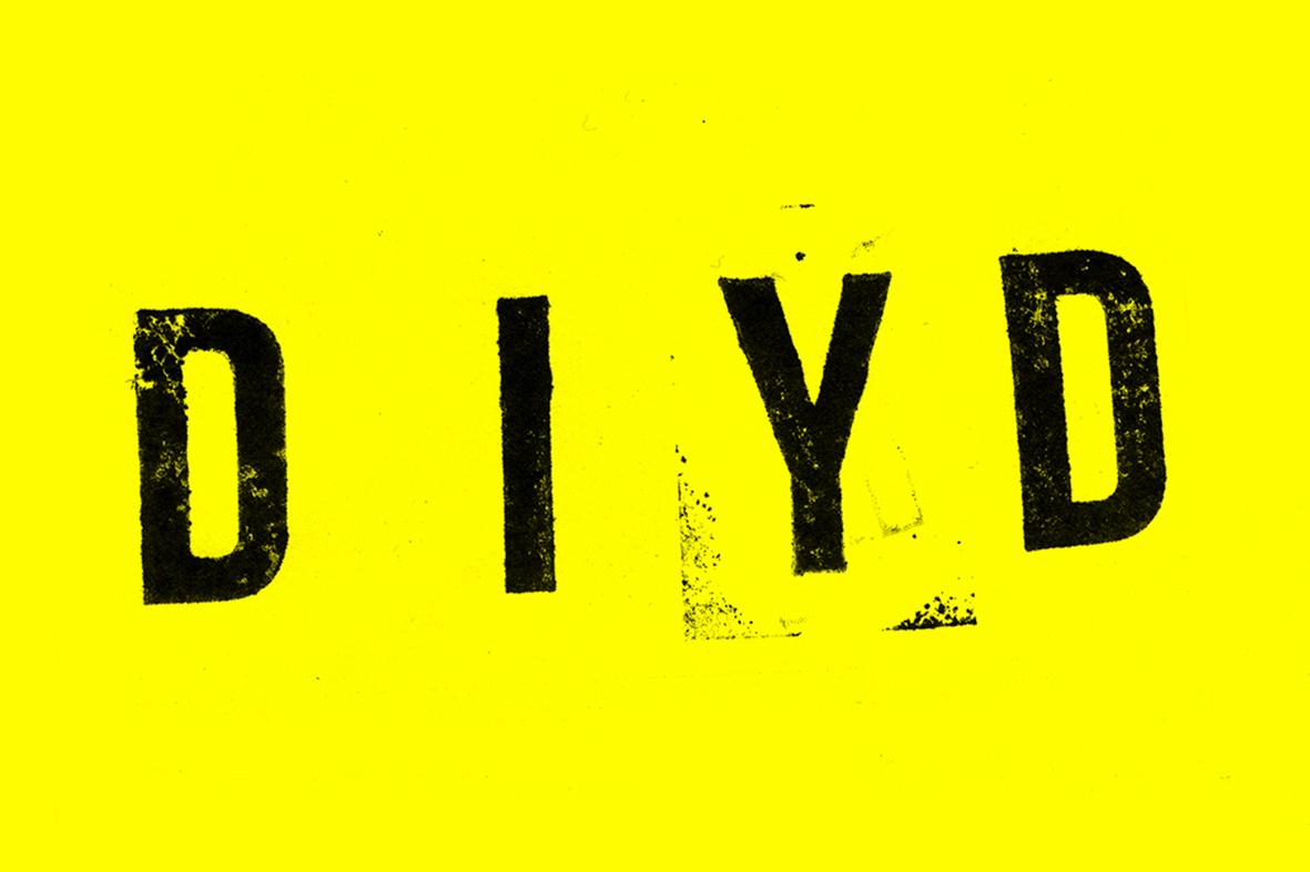 Do It Yourself Darkroom // DIYD