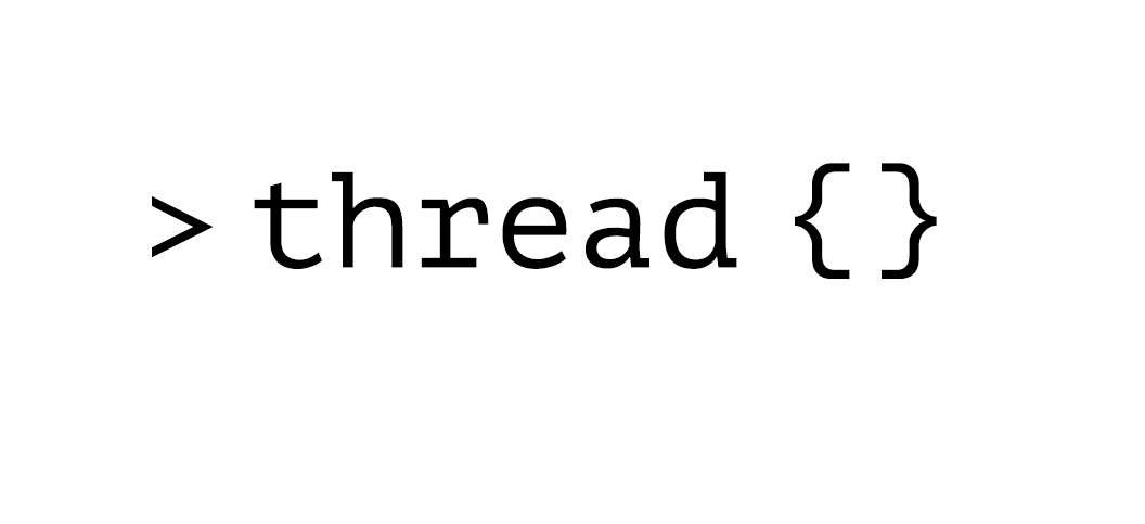 Thread / Edit 02