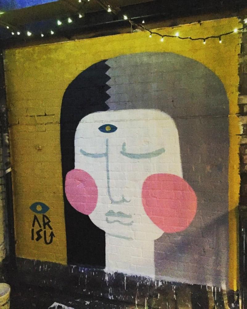 Alice Baldwin / ARISU