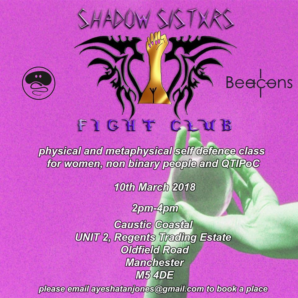 Shadow Sistxrs Fight Club