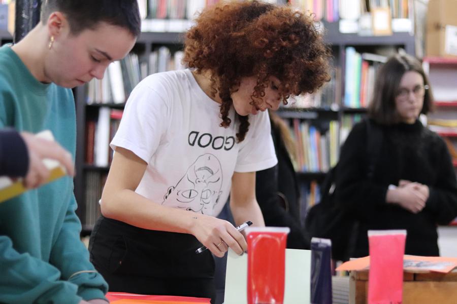Islington Mill Art Academy Workshop
