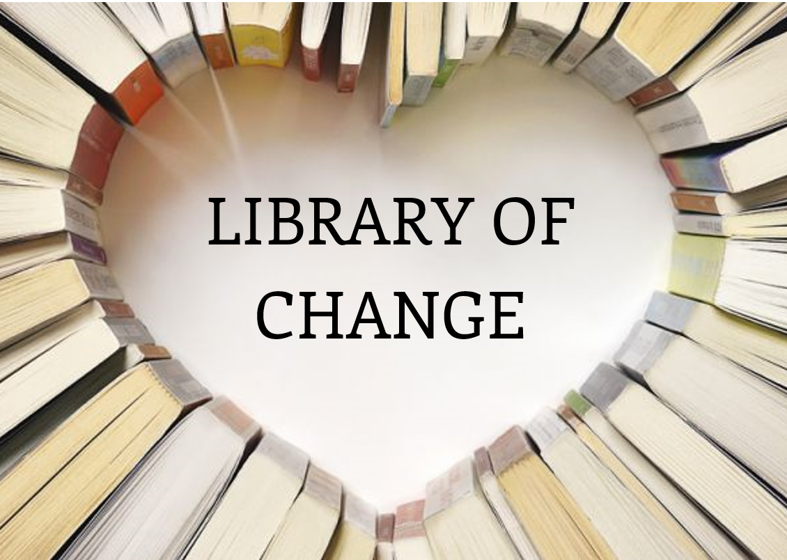 Library of Change // Potluck & Discussion