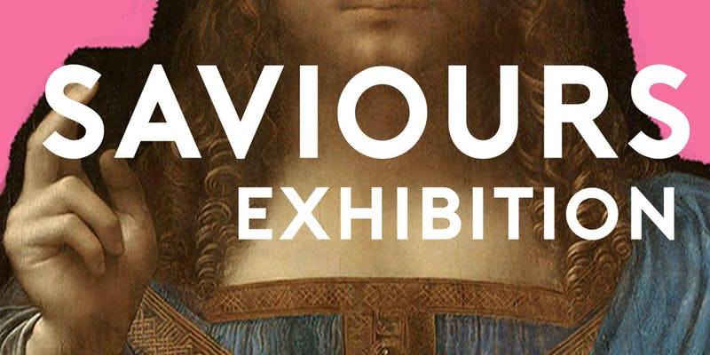 Saviours // Exhibition Opening