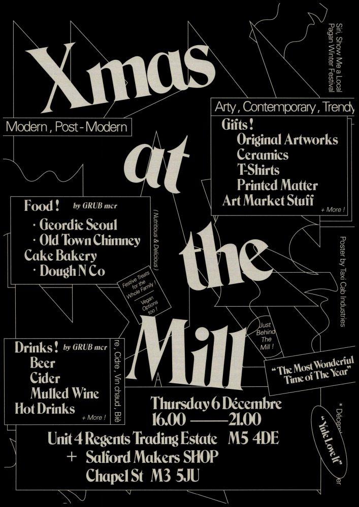 XMAS @ THE MILL 2018