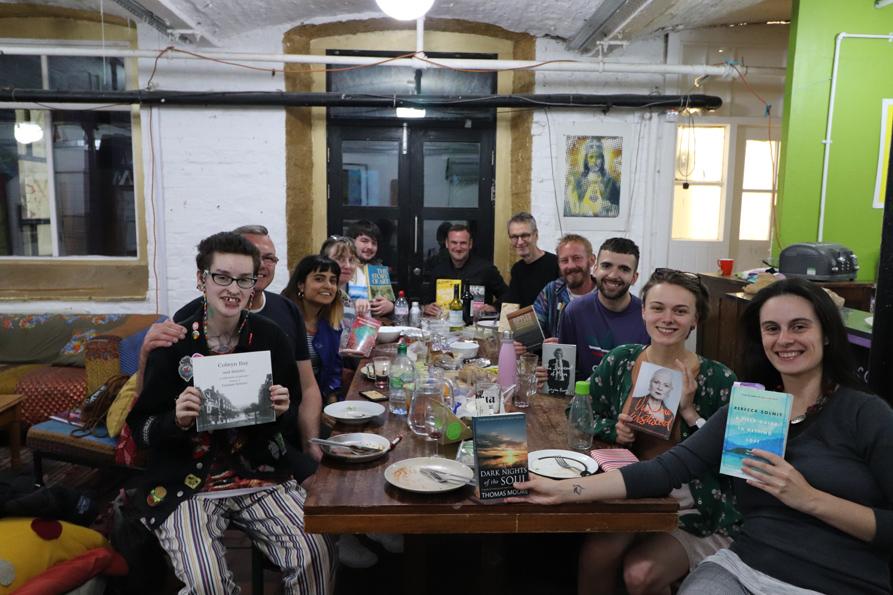 Islington Mill Art Academy Workshop / Studio Visits