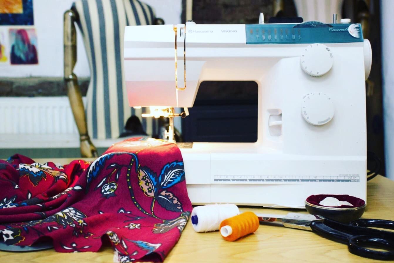 Salford Makers / Beginning to Sew / Half Day Workshop