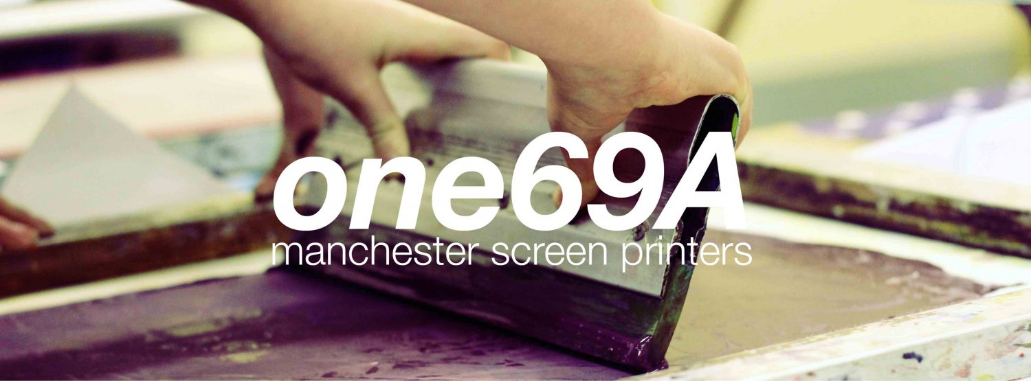 ONE69A / Photo Screen Printing / Weekend Course