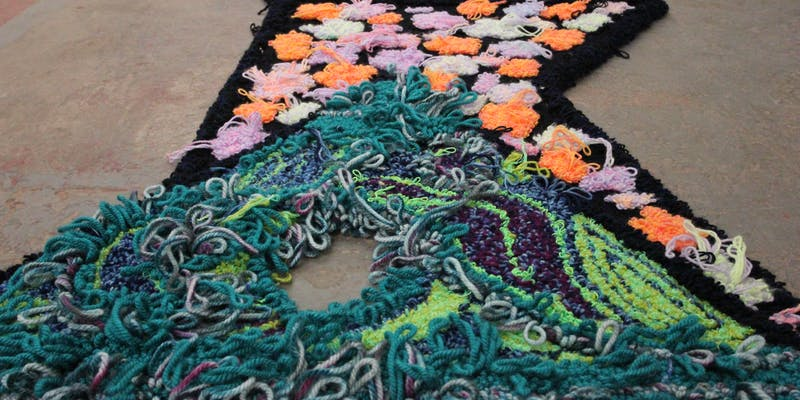 Alena Ruth Tufting / Full Tufting Experience / Weekend Course